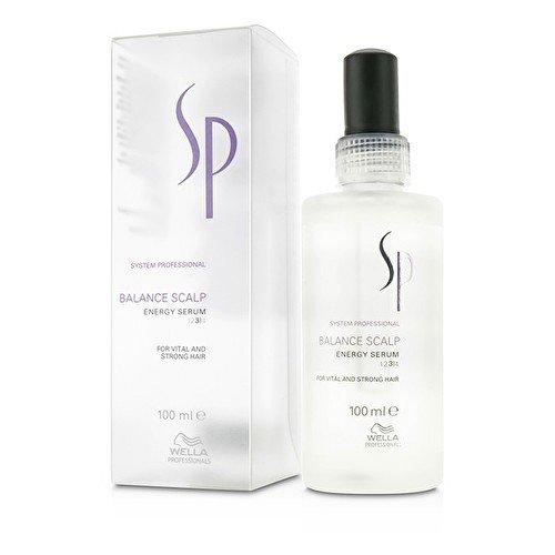 Wella SP Balance Scalp Energy Serum (For Vital and Strong Hair)