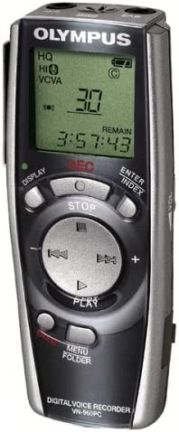 Olympus VN-960PC Handheld Digital Voice Recorder for sale online 128 MB, 16.5 Hours
