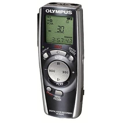 amazon com olympus vn 960pc 128 mb digital voice recorder with pc rh amazon com digital voice recorder vn-480pc manual olympus voice recorder vn-480pc manual