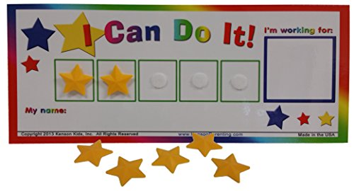 - Kenson Kids Star Token Board