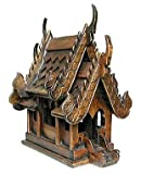 Thai Buddhist Handmade Spirit House Temple Haunted House Temple Free Shipping Made From Thailand