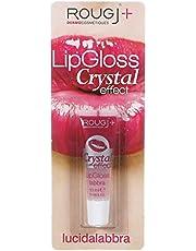Rougj LipGloss Crystal effect ludidalabbra 10 ml
