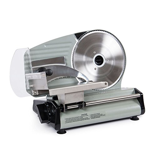 "ARKSEN 8.7""-inch Electric Deli Meat Slicer Blade Cutter Veggies Kitchen 110V, ETL, CSA Listed"