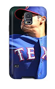Florence D. Brown's Shop Best texas rangers MLB Sports & Colleges best Samsung Galaxy S5 cases