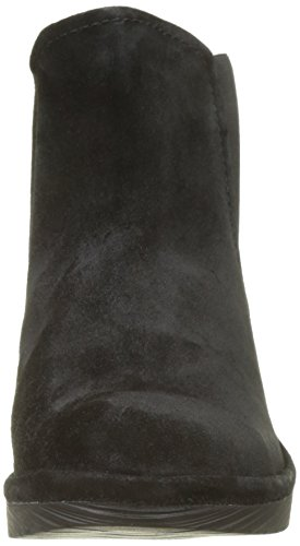 Camel Phil Femme Fly Bottes Black Chelsea Noir London HFw57qX