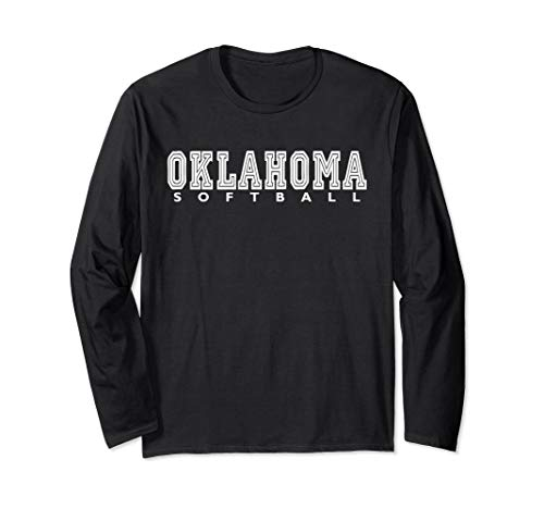 Oklahoma Softball Long Sleeve T-shirt