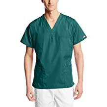 Cherokee Workwear Unisex V-Neck Scrub Top