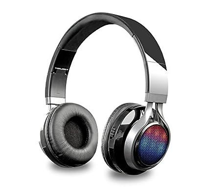 0e8c87b7c67 Zebronics DISC Bluetooth Headphone (Black): Buy Zebronics DISC Bluetooth  Headphone (Black) Online at Low Price in India - Amazon.in