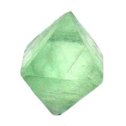 green fluorite crystal - 3