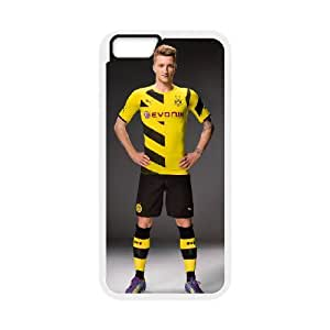 Cell Phone case BVB09 FC Marco Reus Cover Custom Case For iPhone 6 Plus 5.5 Inch MK8Q973084