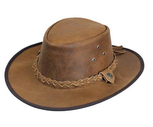 816e474258606 Hooley Leather Hat men´s hat cowboy hat - Buy Online in Oman ...
