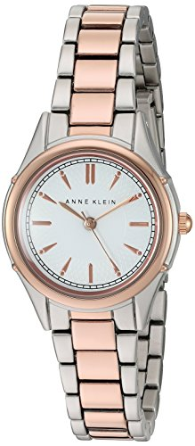Anne Klein Women's AK/2433WTRT Two-Tone Bracelet Watch