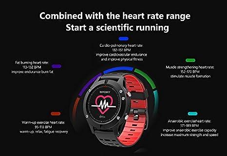 Amazon.com: BOND GPS Smart Watch Altimeter Barometer ...