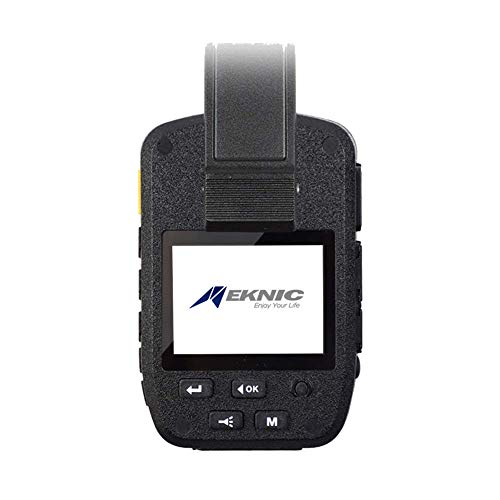 Meknic Q3 2K High Definition Portable Security Guards 64G Body Camera, Police Body Worn Mounted Camera Good Night Vision with 2'' Display for Law Enforcement, Police Officers,Security Companies (64GB) by MEKNIC (Image #4)