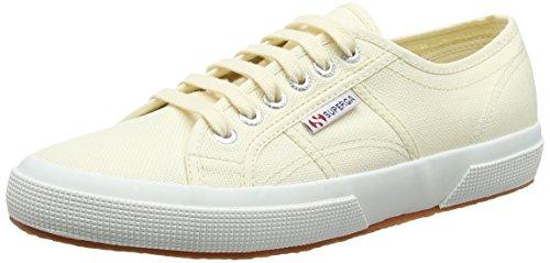 Superga Femmes 2750-cotu Classique Sneaker Ivoire En Taille 6 Us (3.5 Uk / 36 Eu) Blanc
