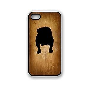 Bulldog iPhone 5 & 5S Case - Fits iPhone 5 & 5S