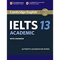 Cambridge IELTS 13 Academic Student's Book with Answers: Authentic Examination Papers (Cambridge English)