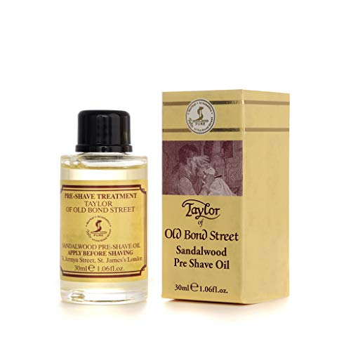 (Taylor of Old Bond Street 1.06 oz / 30ml Sandalwood Pre Shave Oil)
