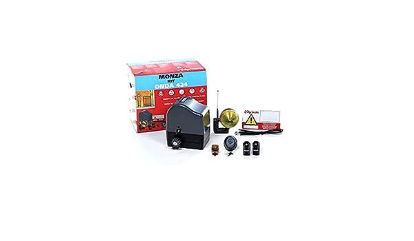 Aprimatic Kit de cierre automático para puertas correderas 41101-800 celdas: Amazon.es: Bricolaje y herramientas