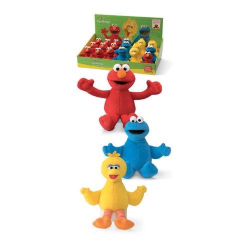 Gund Sesame Street Cookie Monster Zip Along