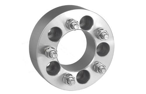 4 Jeep Wrangler Wheel Spacers Adapters 2 inch thick fits ALL Jeep Wrangler JK Models by easywheel (Image #2)