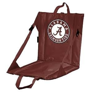 NCAA estadio silla de playa con cojín NCAA Team: Alabama