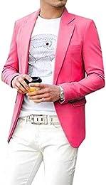 Amazon.com: Pink - Sport Coats &amp Blazers / Suits &amp Sport Coats