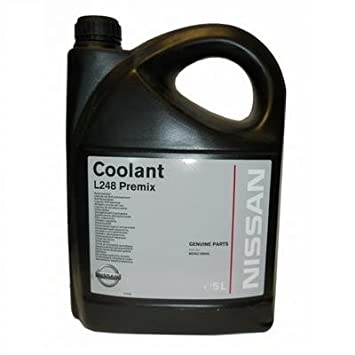 genuine nissan l248 premix engine coolant antifreeze ke902 99945Nissan Engine Coolant #14