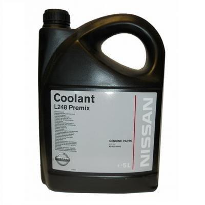 Genuine Nissan L248 Premix Engine Coolant/Antifreeze KE902-99945