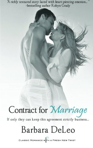 book cover of Contract for Marriage