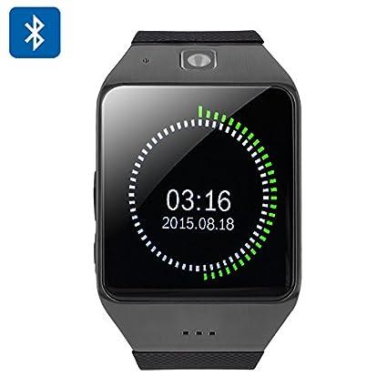 Amazon.com: Uhappy UW1 Bluetooth Smartwatch - 1.54 Inch ...