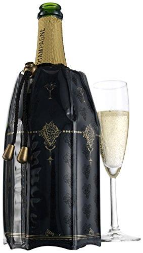 Vacu Vin Active Cooler Wine & Champagne Gift Set, (Vacu Vin Gift)