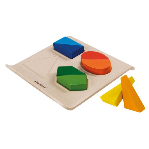 Plan Toys Twist and Shape (Plan Toys Shape)