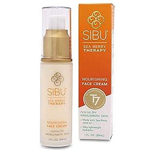 Sibu: Sea Berry Therapy Nourishing Face Cream, 1 oz