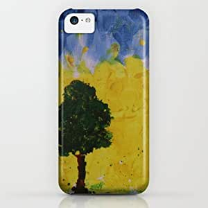 Society6 - Yellow Skies iPhone & iPod Case by Luke Kempers