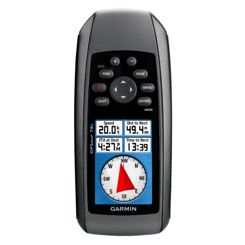 Price comparison product image Garmin GPS, GPSMAP 78S WORLDWIDE