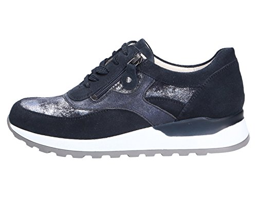 Waldläufer Hiroko 364018-401-763 Blau