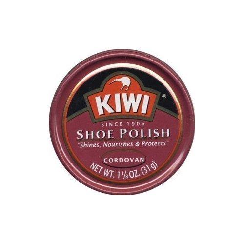 Kiwi Paste Shoe Polish - Kiwi Shoe Polish Cordovan