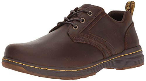 Dr. Martens Mens Gilmer Oxford Dark Brown
