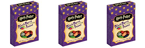 Triple Trouble - Harry Potter Bertie Botts Every Flavour Jel