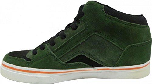 Vox Skate Shoes Push Oyola Olive Orange Black DEWIh