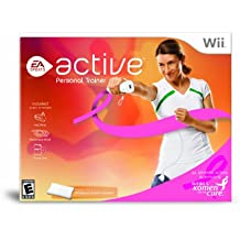 EA Sports Active: Susan G Komen Breast Cancer Awareness Edition