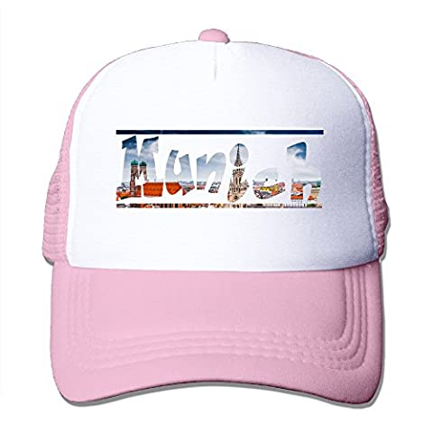 Texhood Munich Cool Cap Hat One Size Pink (Lightning Returns Guide Book)