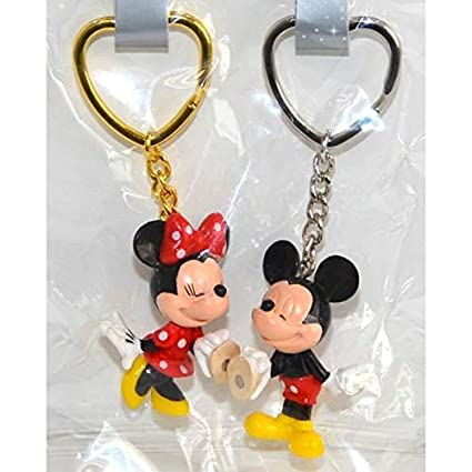 Amazon.com: Disneyland Paris Mickey Minnie Mouse Magnetic ...