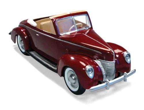 Lindberg Models 1940 Ford Convertible Model Kit (1940 Ford Convertible)