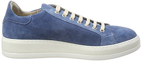 Blu 003 Sneaker Donna Bermuda Jeans Manas jeans t8xZCzSqnw