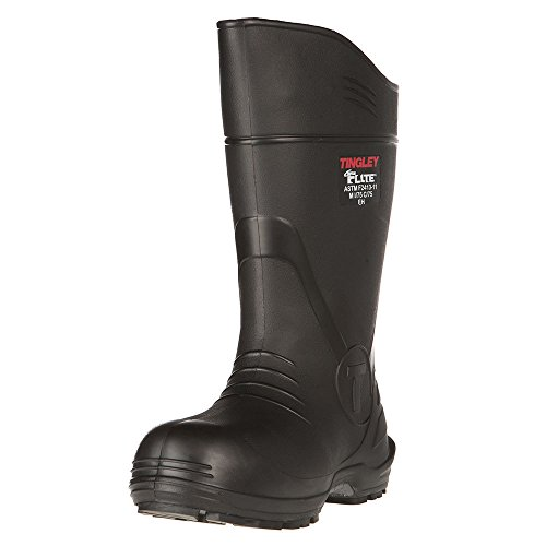 TINGLEY 27251.119999999999 27251 SZ12 Footwear: Boots-Rubber Safety Toe, 12 ()