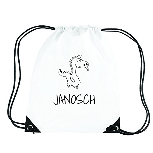 JOllipets JANOSCH Turnbeutel Sport Tasche PGYM5464 Design: Drache