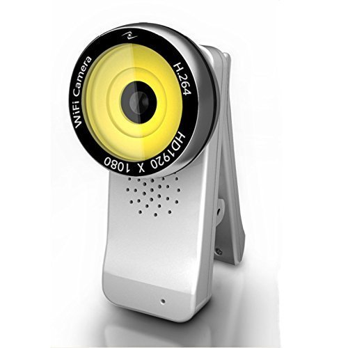 SmartCam HD Pro 1080p Full-HD Wi-Fi Camera