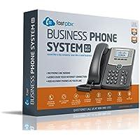 Fast PBX Business Phone System/4-Line Business Class IP Handset with Gigabit Pass-Through
